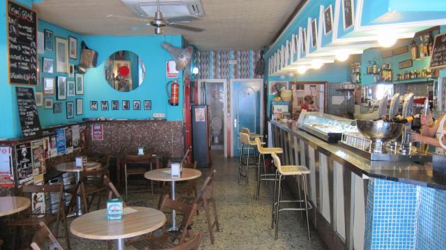 Bar Automático. Calle de Argumosa, 17, Madird