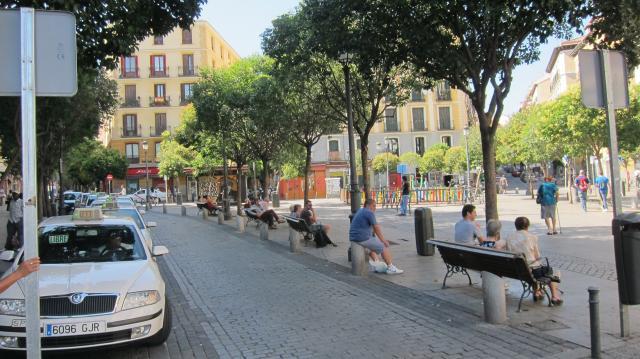 Lavipies, Madrid