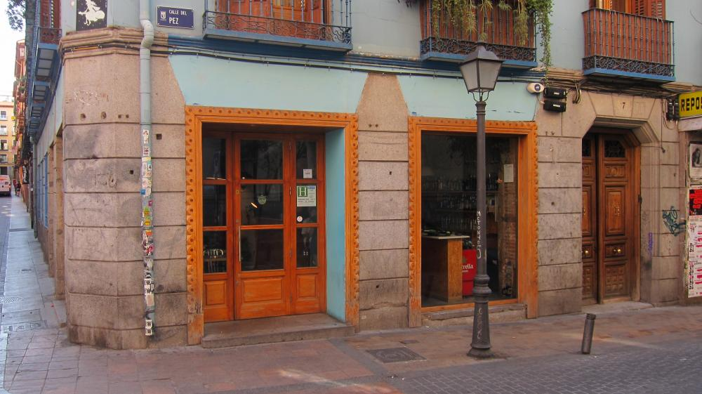 Zombie Bar in Malasaña, Calle del Pez, 7, Madrid
