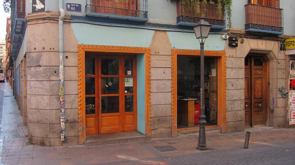 Zombie Bar en Malasaña, Calle del Pez, 7, Madrid