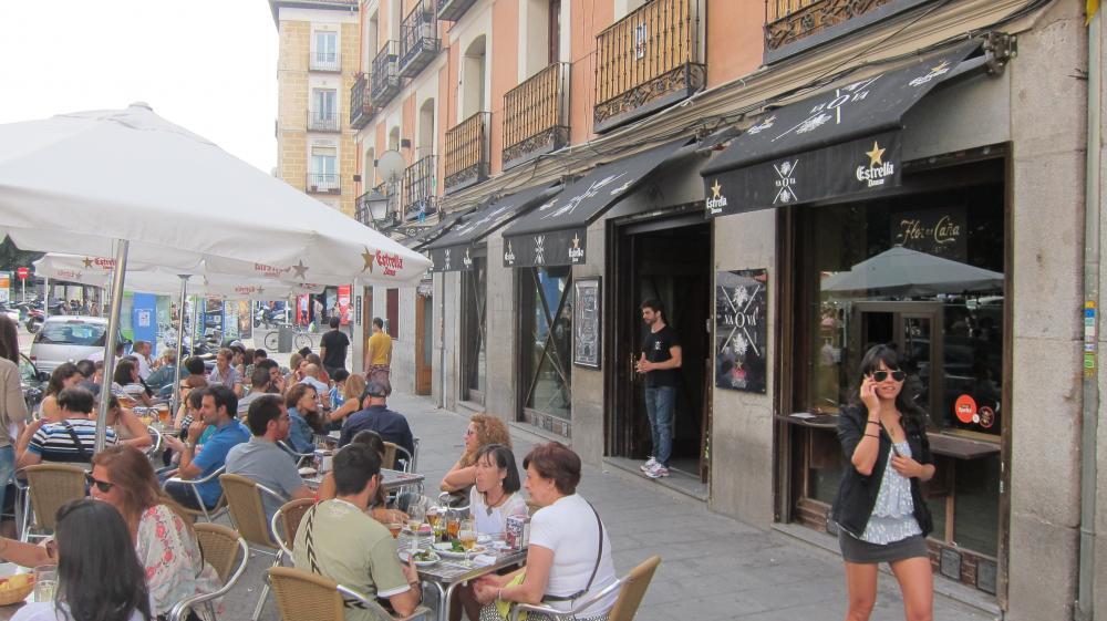 bar Vaova in La Latina, Calle del Humilladero, 6, Madrid