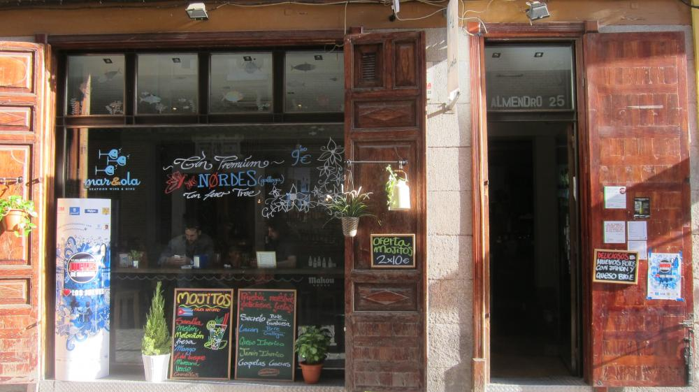Bar Mar y Ola, Calle del Almendro, 25, Madrid