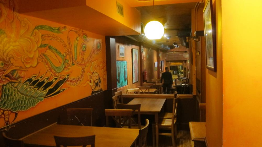 La Buga del Lobo bar en Lavapiés, Calle de Argumosa, 11, Madrid