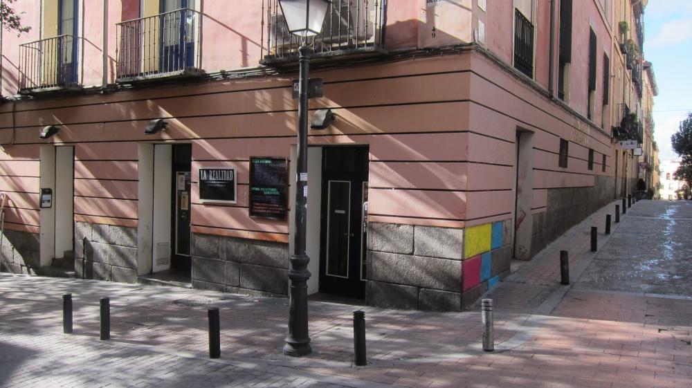 Bar La Realidad, Malasaña, Calle Corredera Baja de San Pablo, 51, Madird