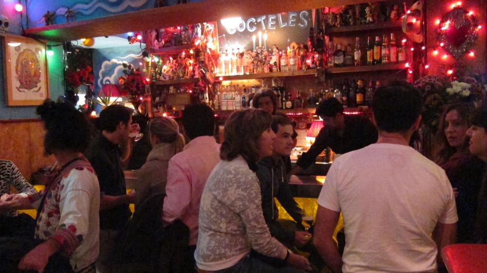 Bar guide La Catrina, Malasaña Calle Corredera Alta de San Pablo, 13, Madrid