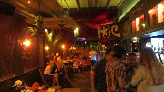Inside the Areia Colonial Chill Out from The Blegger Bar guide, Calle Hortaleza, 92, Madrid
