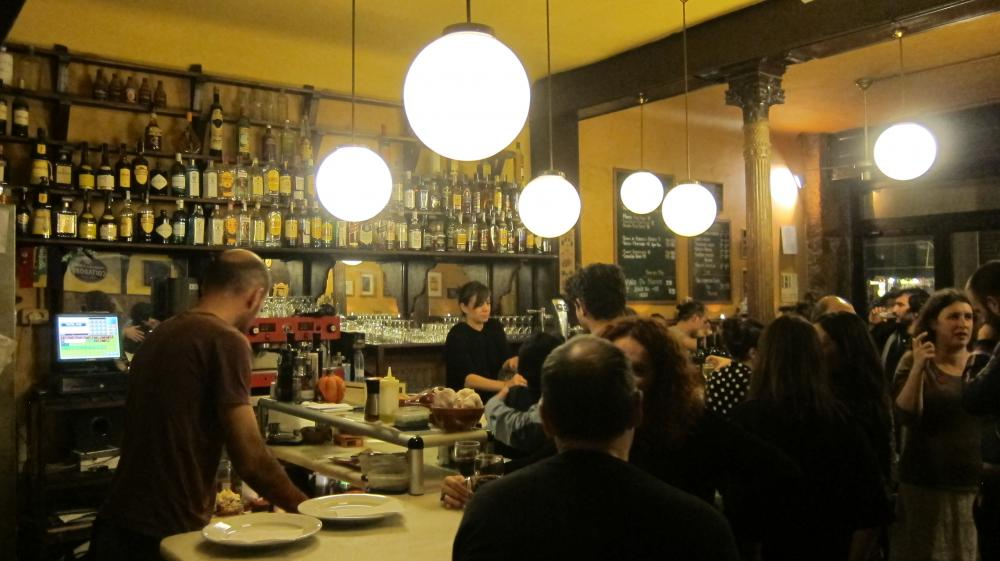 bar Vinícola Mentridana in La Latina Calle San Eugenio, 9, Madrid